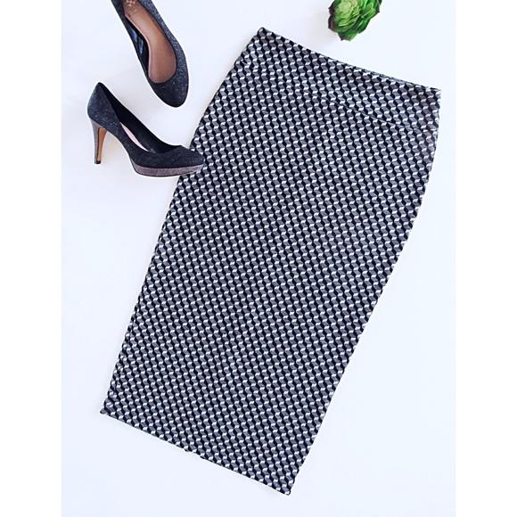 14th & Union Dresses & Skirts - Geo Block Print 14th & Union Pencil Skirt Size S